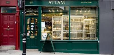 Atlas shop front
