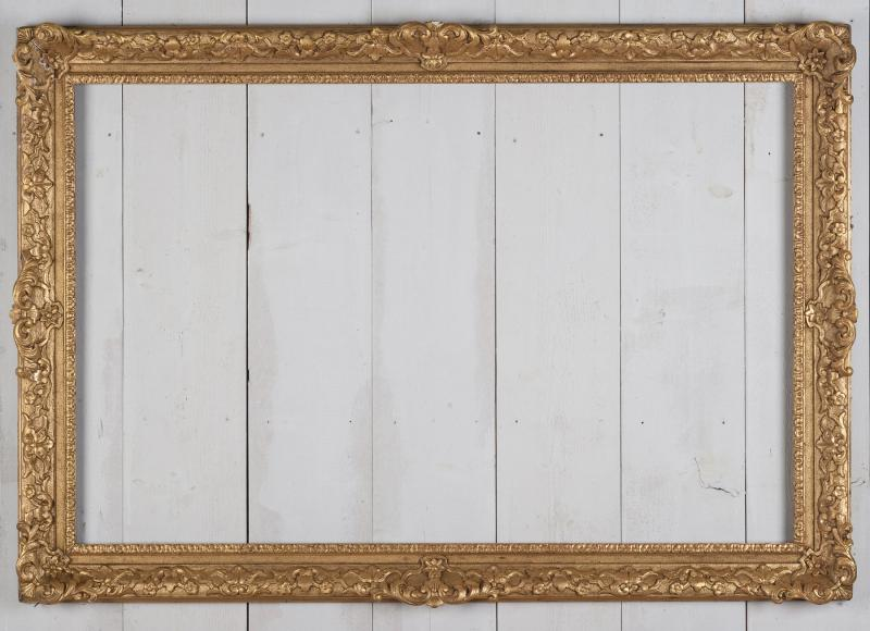 English Carved & Gilded Frame   Walpole Antiques